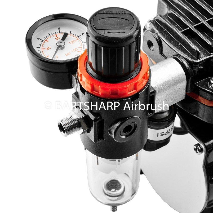 BARTSHARP Airbrush Compressor Pressure Regulator