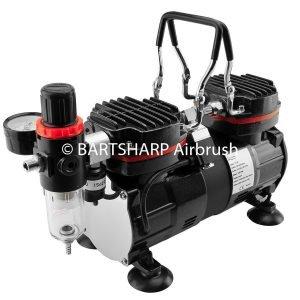 BARTSHARP Airbrush TC90 Airbrush Compressor