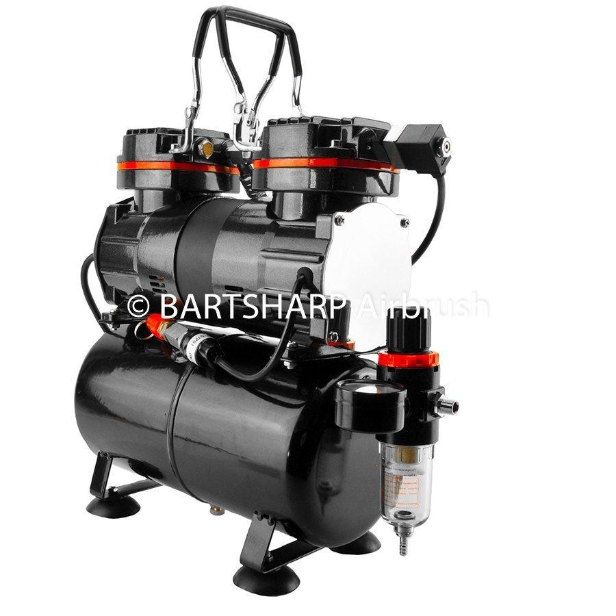 BARTSHARP Airbrush Compressor TC90T