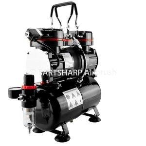 BARTSHARP Airbrush TC90T Airbrush Compressor