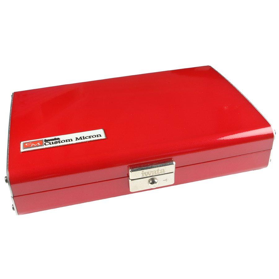 BARTSHARP Airbrush Iwata Custom Micron CM C Plus Version 2 Storage Box