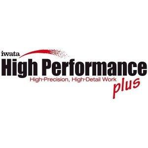BARTSHARP Airbrush Iwata High Performance Logo