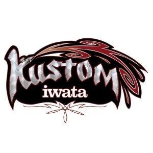 BARTSHARP Airbrush Iwata Kustom Logo 1