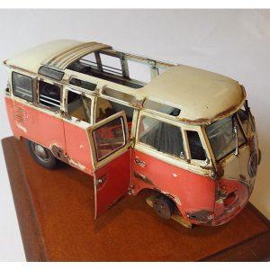 Chrisandalex VW Camper Van