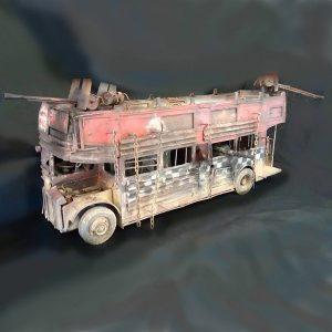 Post Apocolyptic Bus