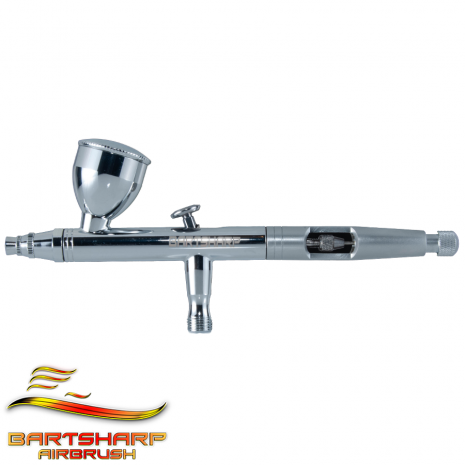 airbrush 183 dual action gravity feed