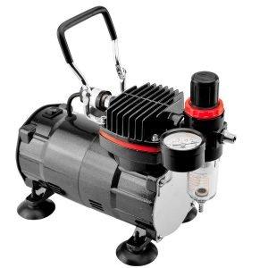 BARTSHARP Airbrush TC802 Airbrush Compressor