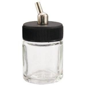 Airbrush Glass Paint Jar