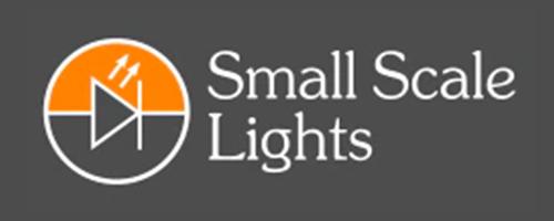 LED lighting for scale models