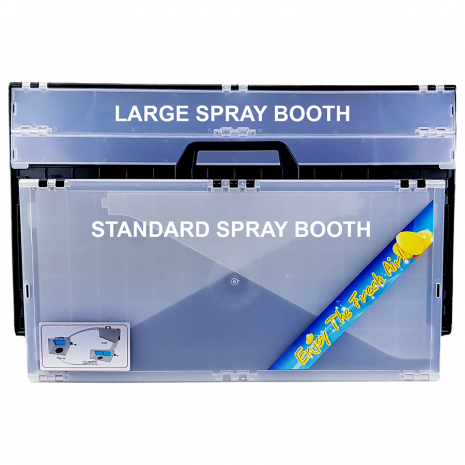 Airbrush Spray Booth