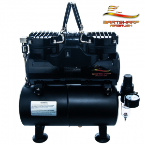 Airbrush Compressor AC04 BARTSHARP Airbrush