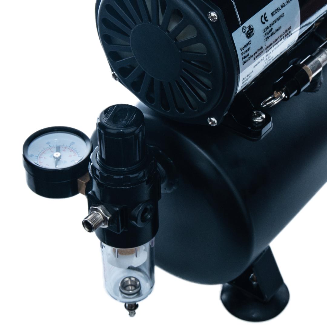 Airbrush Compressor Airbrush Compressors AS186 TC90T