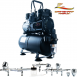 AC04 Compressor With Airbrush Range